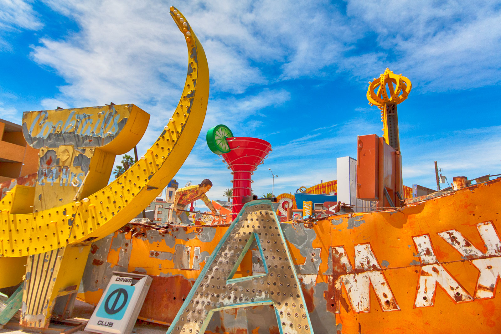 The Boneyard in Las Vegas
