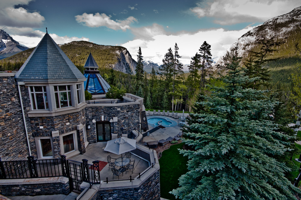 Image Gallery Hotels In Banff Canada
