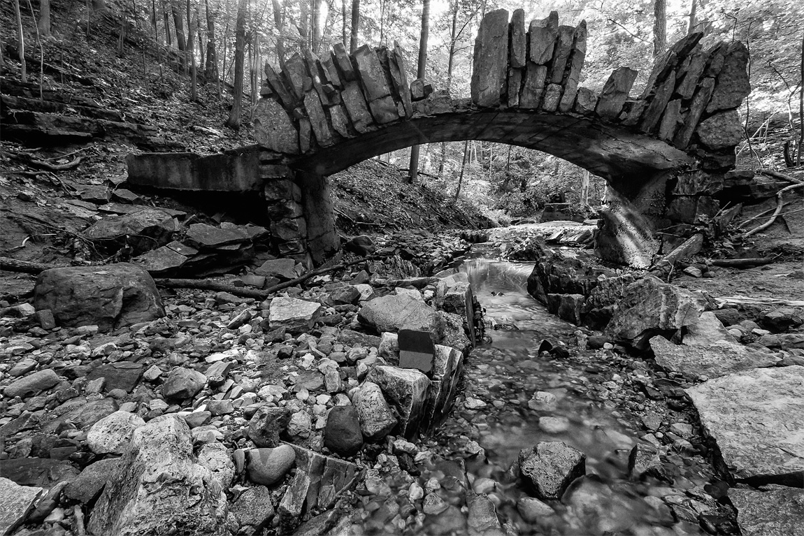 Forgotten Old Bridge